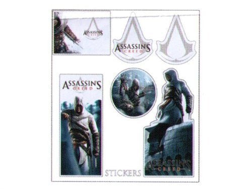 Assassin's Creed - Sticker Set - Funzalo Toys