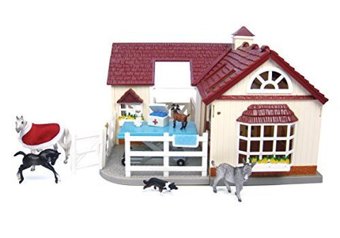 Breyer Deluxe Animal Hospital - Funzalo Toys