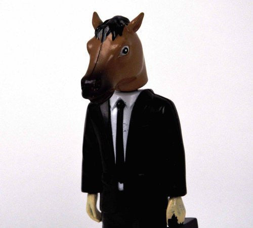 "Accoutrements Creepy Horse Man Dashboard Wiggler 6"" Vinyl Figure - Funzalo Toys"