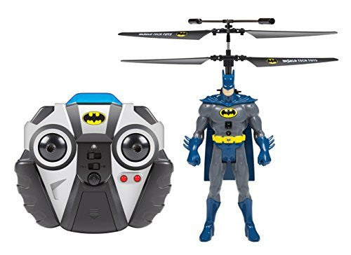 DC Comics Licensed Batman Silver Age 2CH IR RC Helicopter - Funzalo Toys