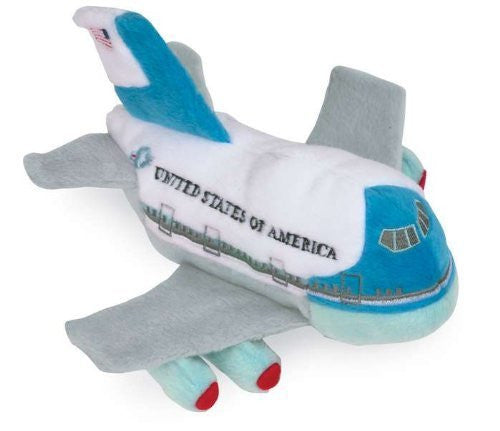 Air Force One Plush/Sound - Funzalo Toys