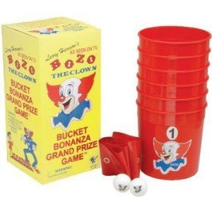 Bozo Bucket Bonanza Grand Prize Game - Funzalo Toys