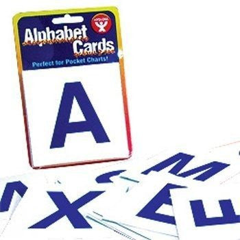 ALPHABET CARDS SET OF 30 - Funzalo Toys