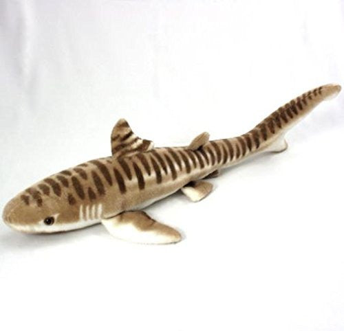 "Wishpets 24"" Tiger Shark Plush Toy - Funzalo Toys"