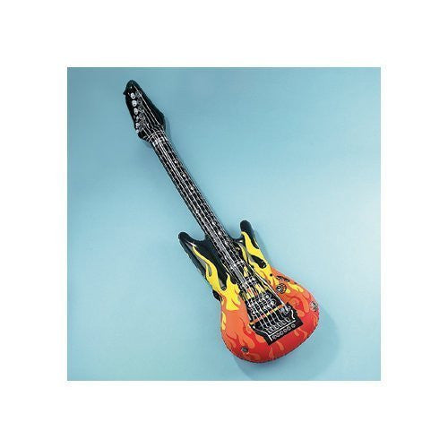 Inflatable Flame Guitars by Fun Express - Funzalo Toys