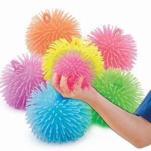 "5"" Squishy Ball (Set of 12) - Funzalo Toys"