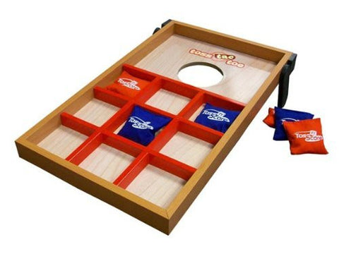 2-in-1 Tic Tac Toss Indoor Game - Funzalo Toys