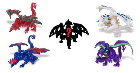 Mega Bloks 95138 Dragons Universe 5 Dragon Battle Pack - Funzalo Toys