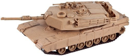 InAir Classic Armour E-Z Build Modern Tank Battery-Operated Model Kit - M1A1 Abrams - Funzalo Toys