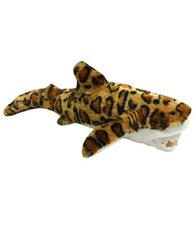 Adventure Planet Plush - LEOPARD SHARK ( 13 inch ) - Funzalo Toys