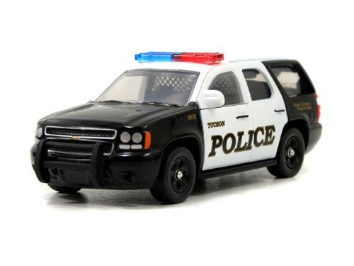 2010 Chevy Tahoe Tucson Police Dept 1/64 - Funzalo Toys