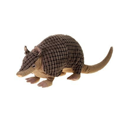 "Armadillo Plush Toy 12"" Long - Funzalo Toys"