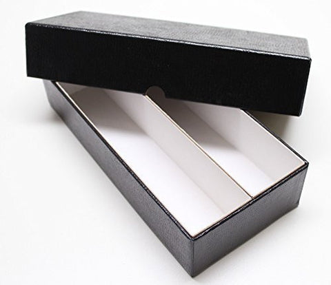 10.5 Long Heavy Duty Double Row 2x2 Coin Storage Flip Holder Collecting Box - Funzalo Toys
