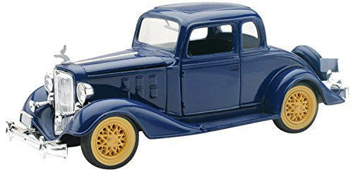 1933 Chevrolet Two Passenger 5 Window Coupe 1:32 Scale by Newray - Funzalo Toys