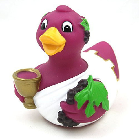 CelebriDucks Cabernet Canard Wine Lovers RUBBER DUCK - Funzalo Toys