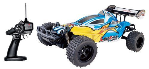 World Tech Toys Desert King RC Buggy (1:10 Scale) - Funzalo Toys