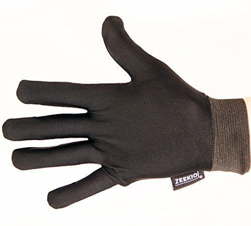 Zeekio Five Finger Yo-Yo Glove - Small Black - Funzalo Toys