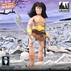 WORLDS GREATEST HEROES CONAN THE BARBARIAN - Funzalo Toys