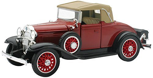 1931 Chevrolet Sport Cabriolet - Funzalo Toys