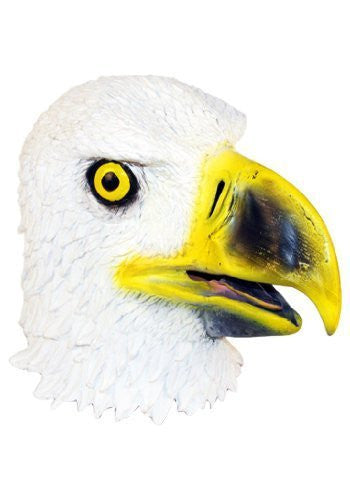 Eagle Latex Mask - Funzalo Toys
