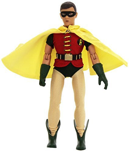 Batman Classic TV Series 8 Inch Robin Action Figure. - Funzalo Toys