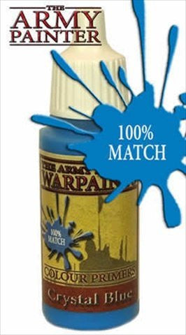 Army Painter WP1114 Warpaints - Crystal Blue, 18 ml - Funzalo Toys