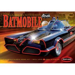 1/25 1966 TV Batmobile, Glue Kit - Funzalo Toys