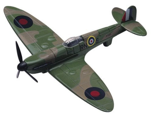 1:100 Scale Spitfire Aircraft - Funzalo Toys