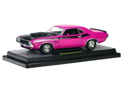1970 Dodge Challenger T/A 1/24 Panther Pink - Funzalo Toys