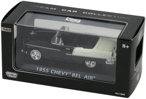 1955 Chevy Bel Air Convertible, 1:43 Scale - Funzalo Toys