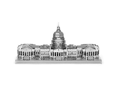 Metal Earth 3D Metal Model - US Capitol Building - Funzalo Toys