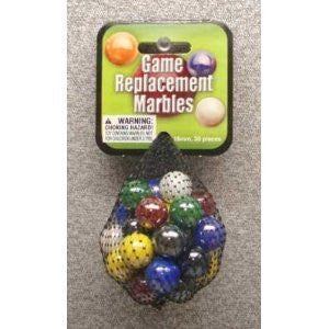 16mm Game Replacement Marbles by FS USA - Funzalo Toys