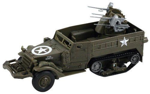 InAir Classic Armour E-Z Build M16 Half Track Model Kit - Funzalo Toys