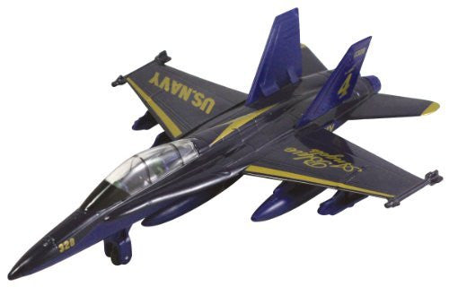 F-18 Hornet Blue Angel - 9 Inch - Funzalo Toys