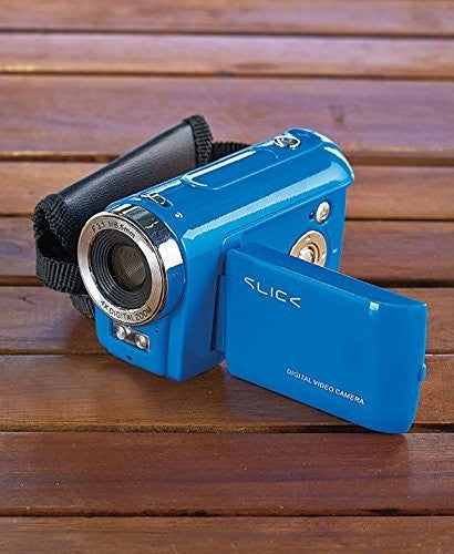 Blue Kids' Video Recorder with Camera - Funzalo Toys
