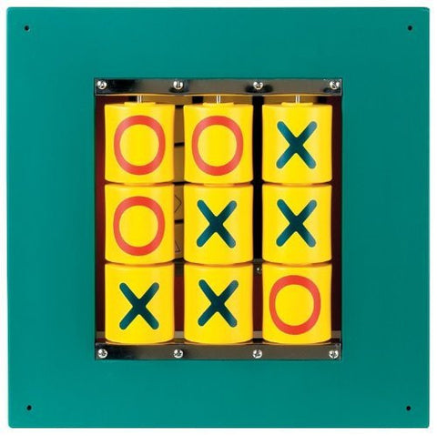 Anatex Busy Cube - Tic-Tac-Toe Wall Panel - Funzalo Toys