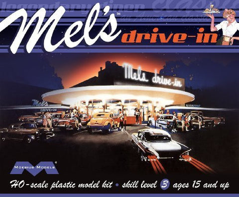 Buy 1/87 Mel's Drive in Online at Low Price