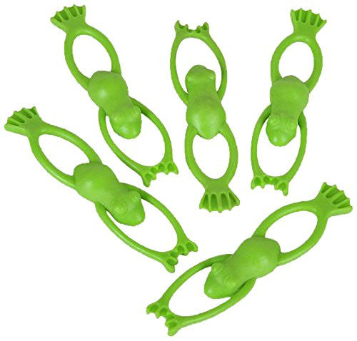 Stretchable Flying Frogs (1 dz) - Funzalo Toys