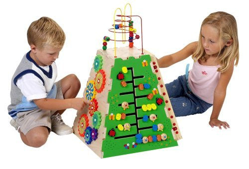 Anatex Pyramid of Play Activity Center - Funzalo Toys