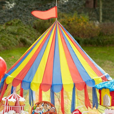 Big Top Canopy Tent Party Accessory - Funzalo Toys