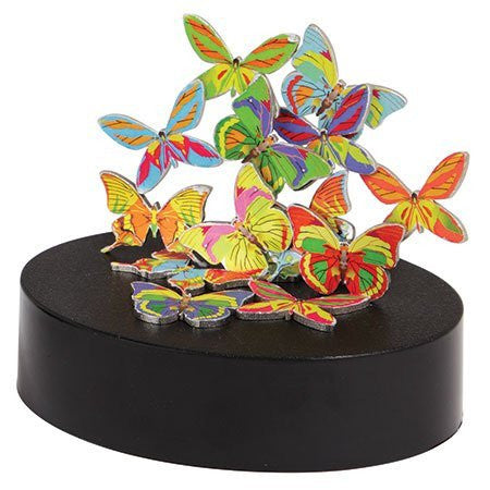 Magnetic Sculpture Butterflies Toy - Funzalo Toys