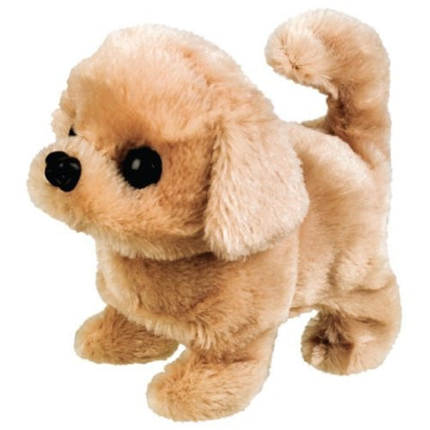 Battery Operated Plush Redley the Retreiver - Funzalo Toys