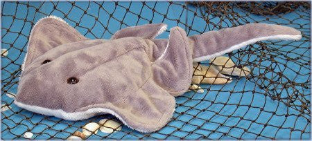 "Wishpets 12"" Sting Ray Plush Toy - Funzalo Toys"