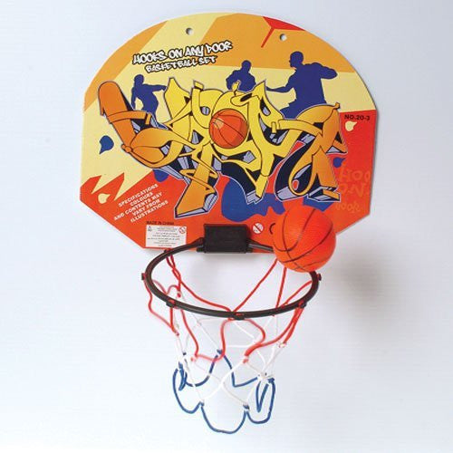 Basketball Hoop-colors may vary - Funzalo Toys