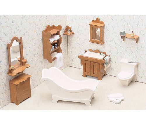 Greenleaf Dollhouse Furniture Kit - Funzalo Toys