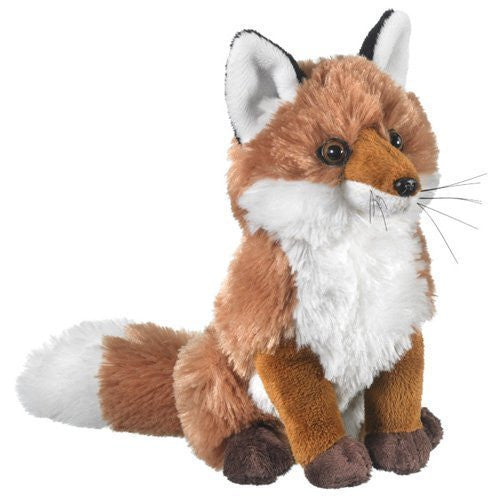 Wildlife Artists Fox Stuffed Animal Plush Toy - Funzalo Toys