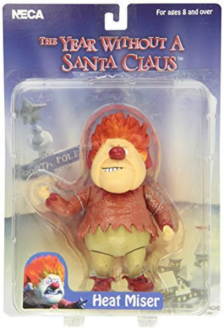 Year Without a Santa Claus Heat Miser Action Figure - Funzalo Toys