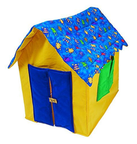 Bazoongi Kids Froggy Fun House Cottage - Funzalo Toys