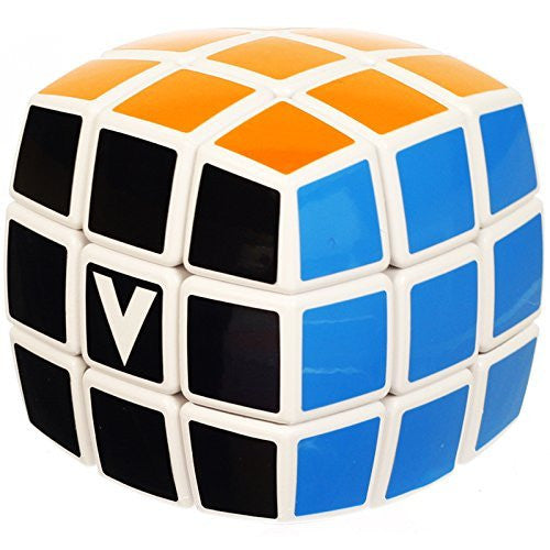 V-Cube 3b White Pillowed Classic Speedcube - Funzalo Toys