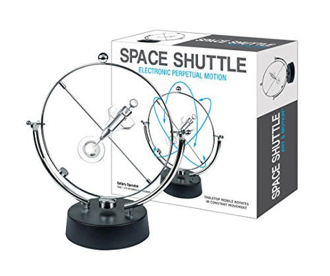 Westminster Space Shuttle Electronic Perpetual Motion - Funzalo Toys